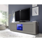 Meuble TV hi-Fi 2 portes/2 niches BERGAME 4
