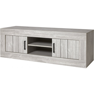 Meuble TV contemporain 150 cm DIMITRI