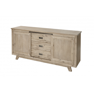 Bahut-buffet contemporain 180 cm BORIS