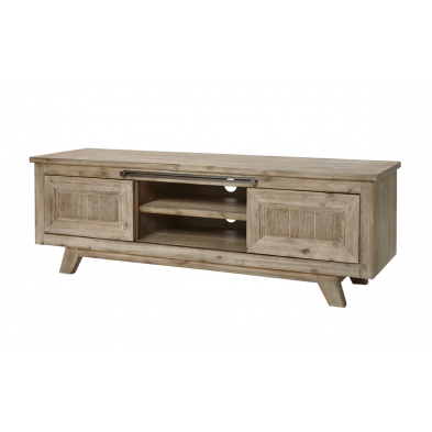 Meuble TV contemporain 150 cm BORIS