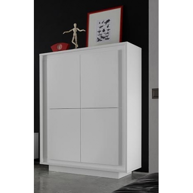 Vaisselier/Bar design LAURA L106 cm