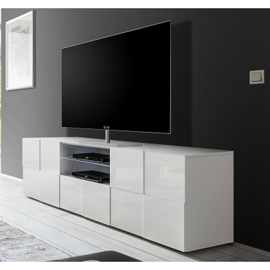 Meuble TV design 181 cm DAMIEN