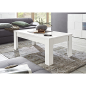 Table basse contemporaine 122 cm DAMIEN