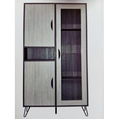 Vitrine Design APOLLO 90 cm