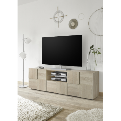 Meuble TV design 181 cm DAMIEN CHENE