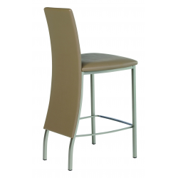 Tabouret de bar design ELYN HT65