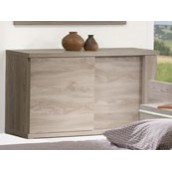 Commode 3 tiroirs 130 cm JOSE
