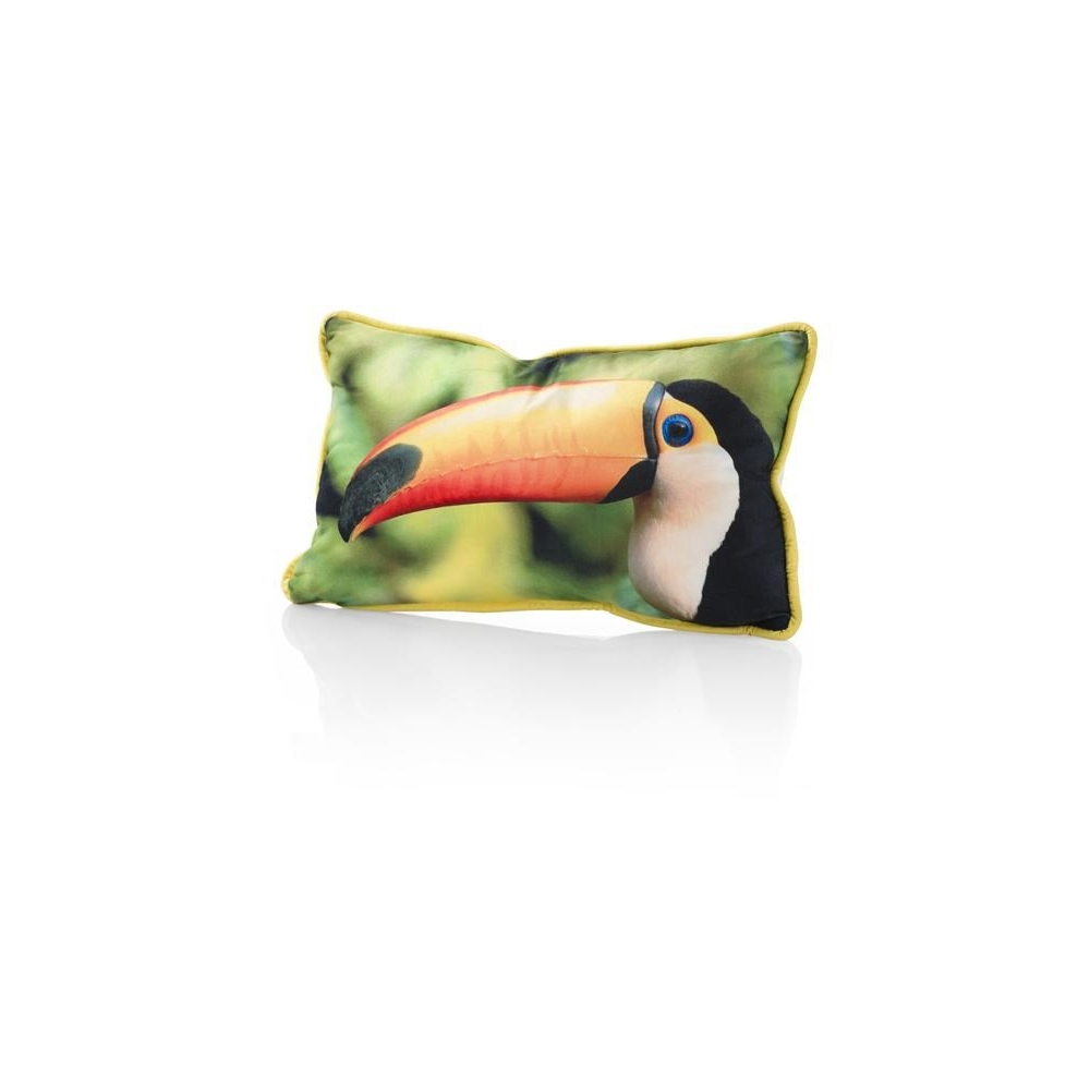 coussin toucan 30 x 50 cm youniq. Black Bedroom Furniture Sets. Home Design Ideas