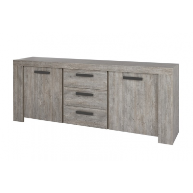 Buffet-Bahut contemporain 230 cm RABBI
