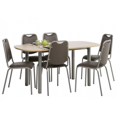 Table de cuisine LUSTRA