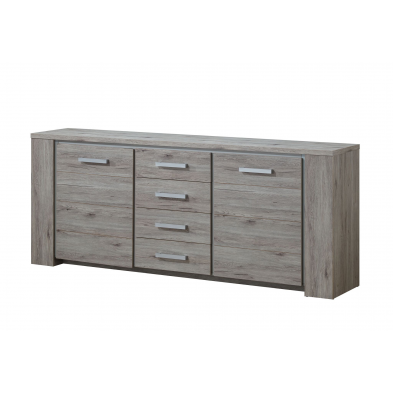 Buffet-Bahut contemporain 220 cm STAR