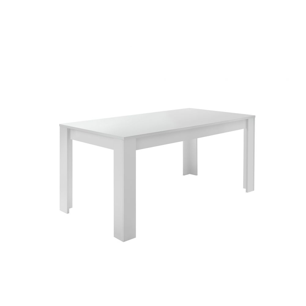 Anabella 13748X Meubles Cm Table Extensible 90 Thiry Blanc MpqUGSzV