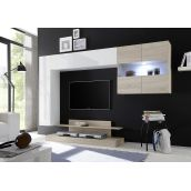Ensemble meuble TV design MARSEILLE 248 x 175 cm