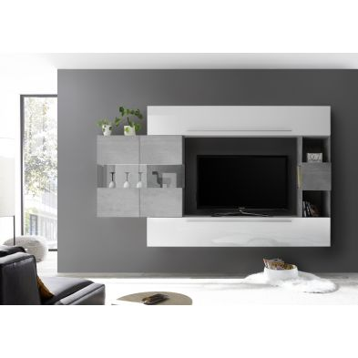 Ensemble meuble TV FOREVER 6 270 x 200 cm