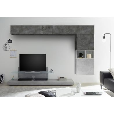 Ensemble meuble TV FOREVER 7 276 x 190 cm