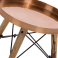 table d'appoint Harlem - 40 x 40 cm