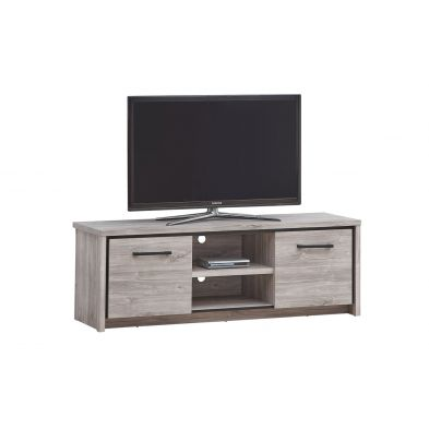 Meuble TV 160 cm CELIA de style contemporain