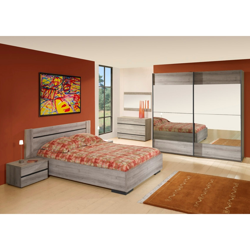 chambre adulte complete louise, chambre a coucher adulte