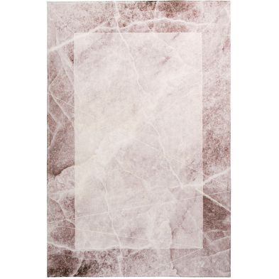 Tapis moderne My Palazzo 270 Taupe - effet marbre