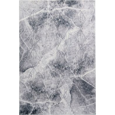 Tapis moderne My Palazzo 271 Grey - effet marbre